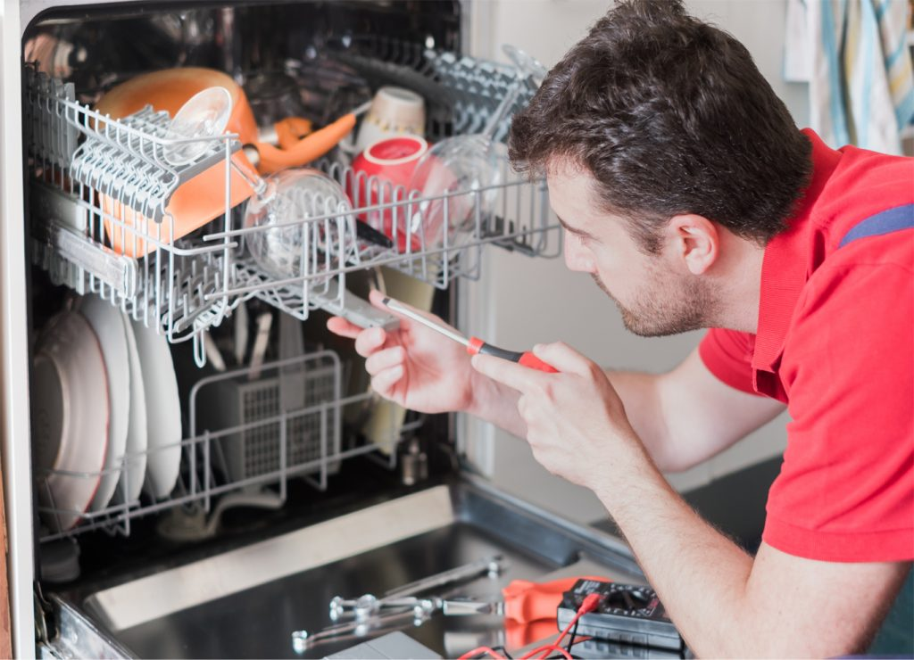 Dishwasher contraptions