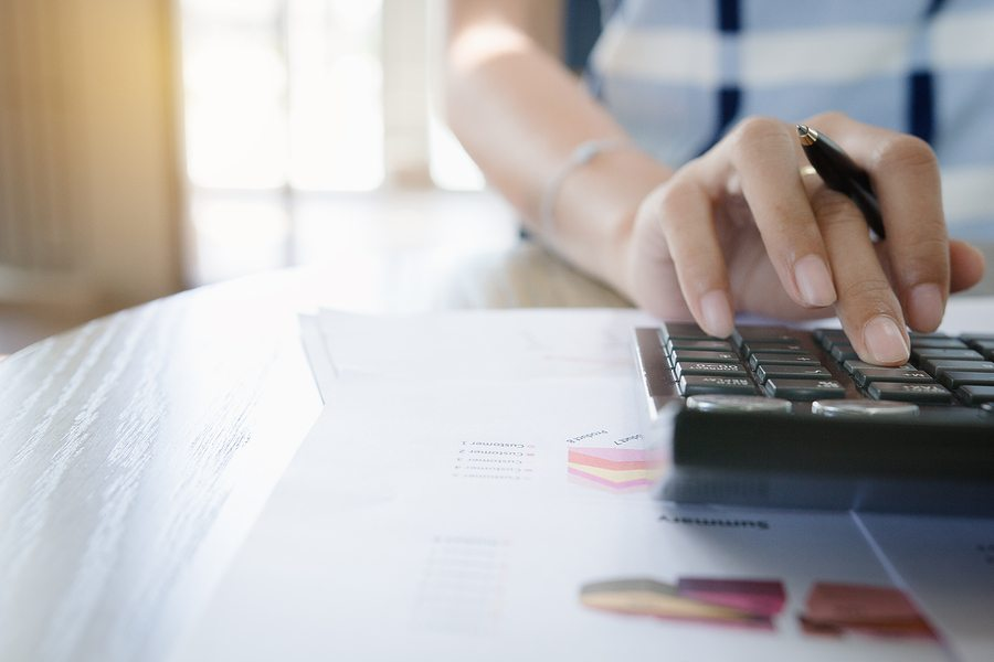 business financing terms